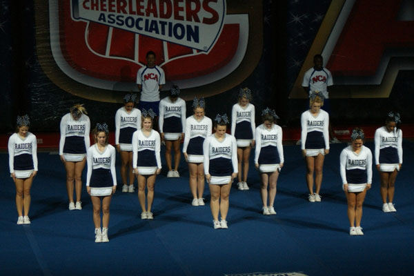 Cheerleaders win big at competition