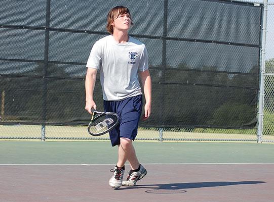 Tennis tirade