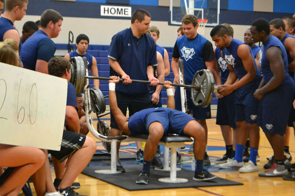 The Raider liftathon
