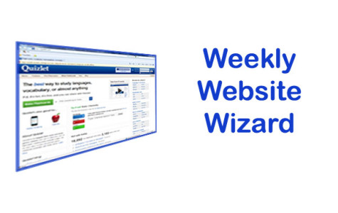 Weekly Website Wizard: Quizlet