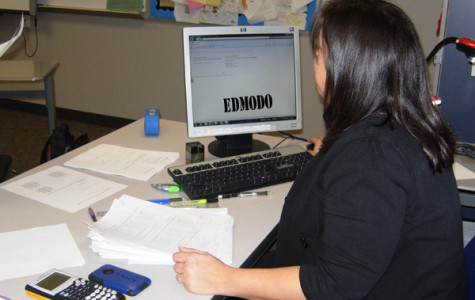 Algebra II Teacher uses Edmodo to help students