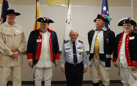 Sons of The American Revolution Encourage ROTC