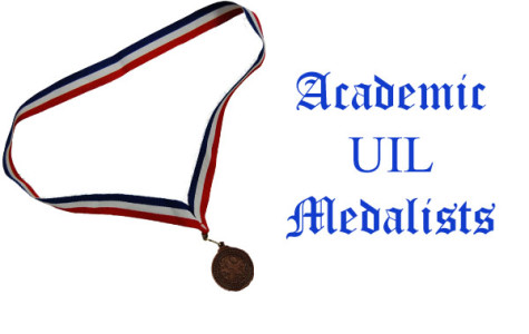 UIL medalists
