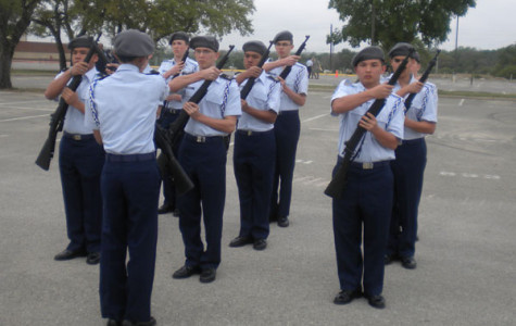 ROTC goes to competition