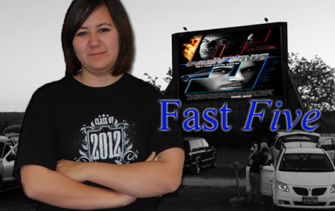 Fast and the furious speed through five
