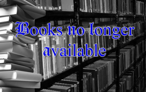 Books no longer checked out