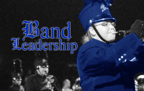 Band student leadership results