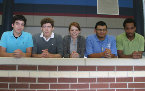 Wylie East seniors take first year merit scholarship program