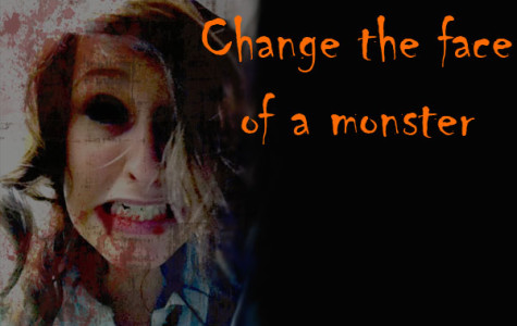 Change the face of the monster