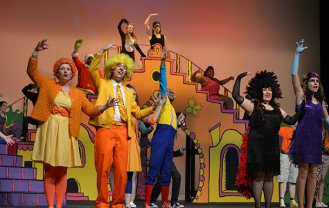 Seussical the Musical: Oh, a place you should go!