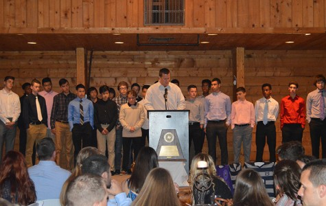 Soccer banquet culminates end of successful seasons