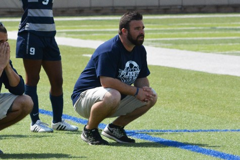 Christensen awarded 5A soccer coach of the year