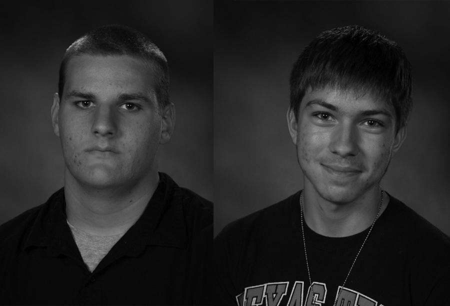 Sentencing phase \\ Former students Adam Staup and Brenden Bridges plead guilty to last spring's murder of Ivan Mejia. Their sentencing trial began June 8.