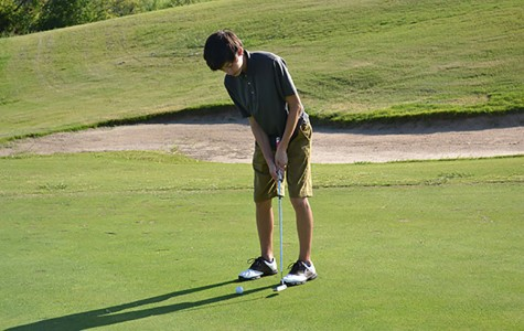 Golfers prepare for first tournament of year