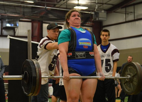 Powerlifters raise bar at Princeton meet