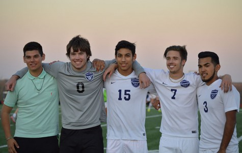 Soccer success \\ Both soccer teams play in the Bi-District Championship game March 25.