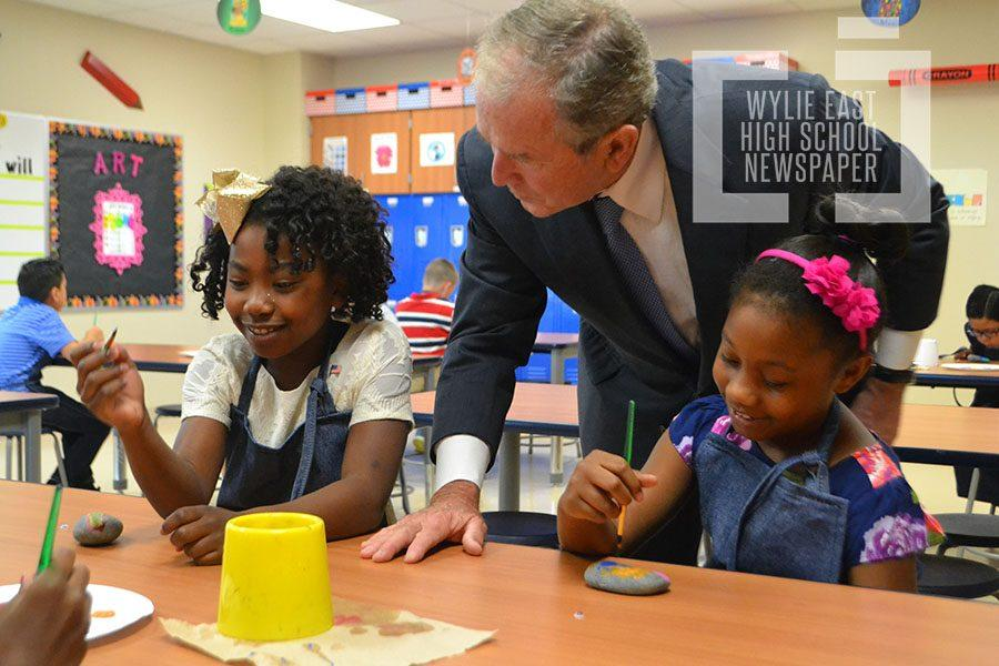 Wylie ISD introduces George W. Bush Elementary
