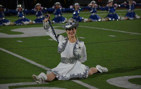 Abby Hardage dances through high school