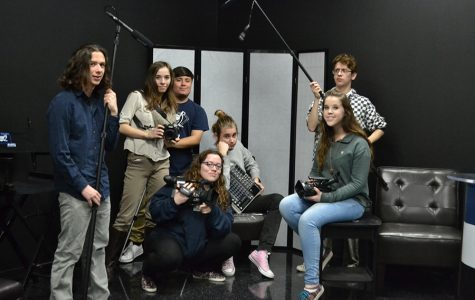 Advanced practicum audio/video class invited to Dallas International film festival