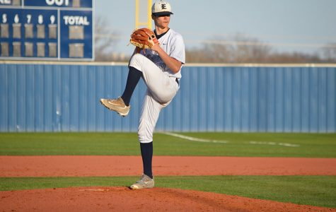 North Forney strikes out