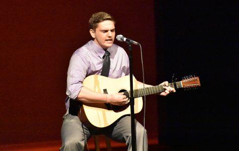 Student Council hosts talent show