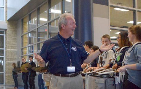 Lifetime Raider: Principals honored by PTSA