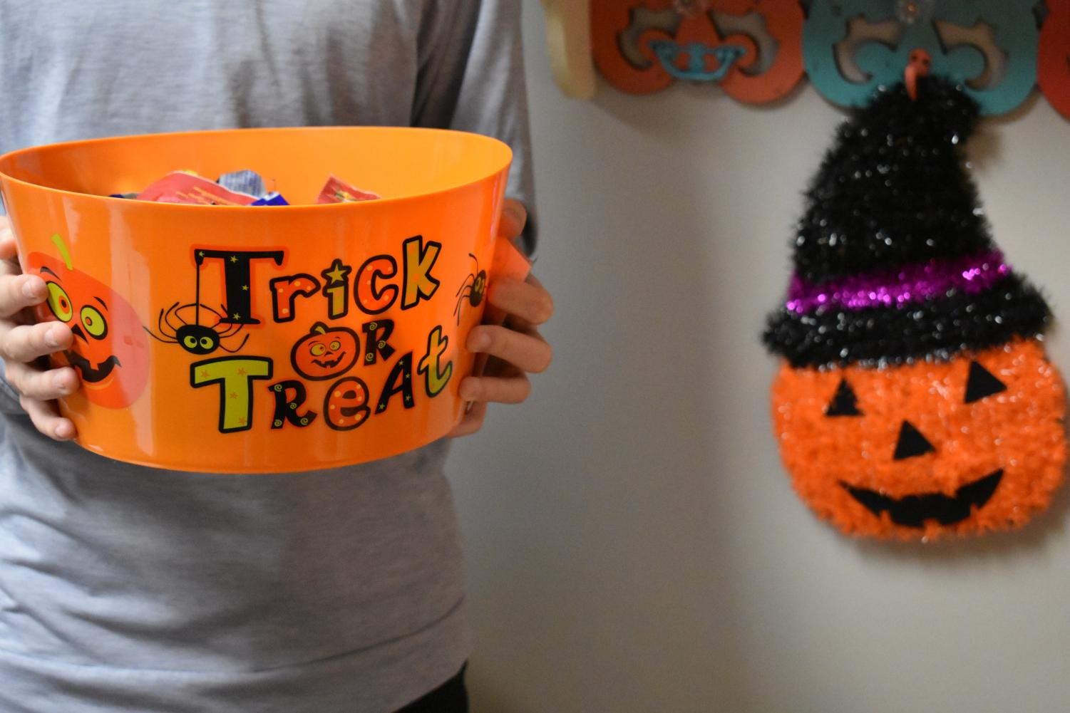 Are teenagers too old to trick or treat?