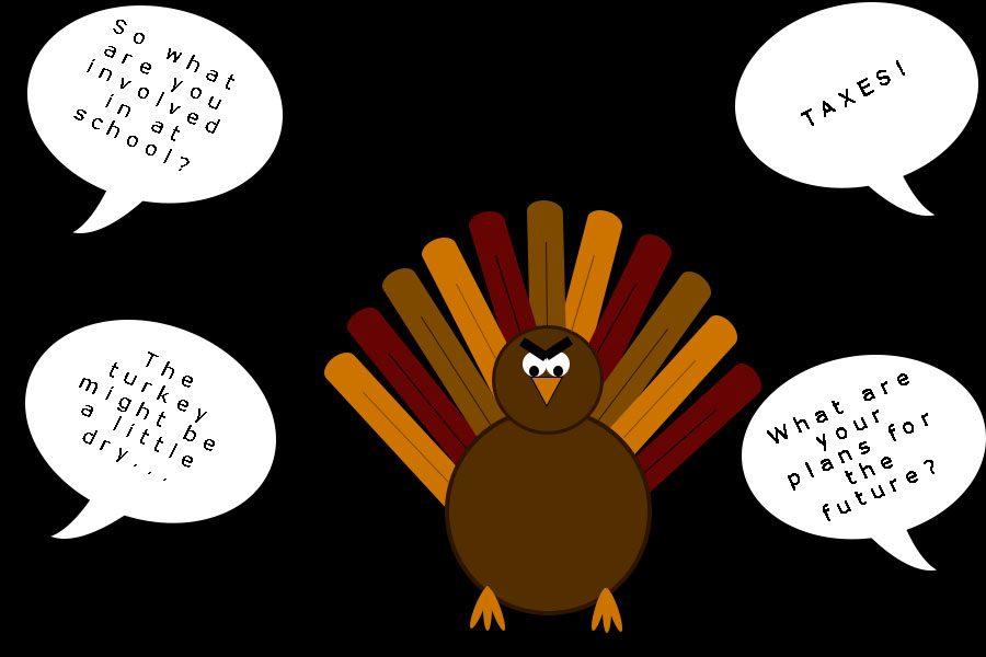 Don't get your turkey in a twist