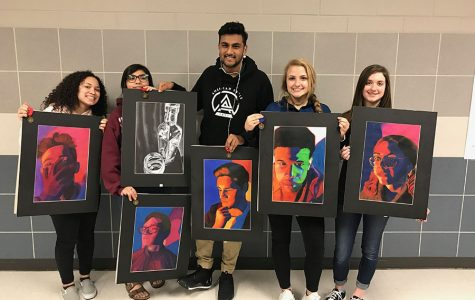 Young artists participate in VASE