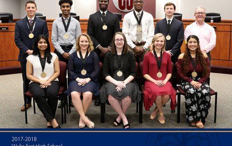 Class of '18 Birmingham scholars announced