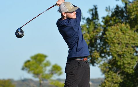 Mens golf fairs well at Rockwall tournament