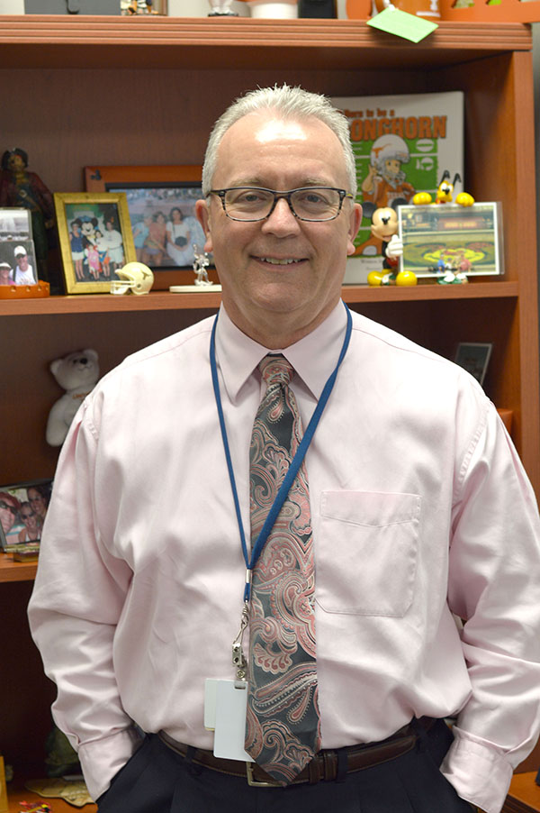Mr. Williams opens up about what he does outside of the school hallways