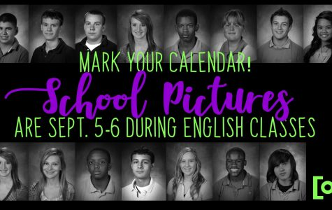 School pictures, yearbook orders coming soon
