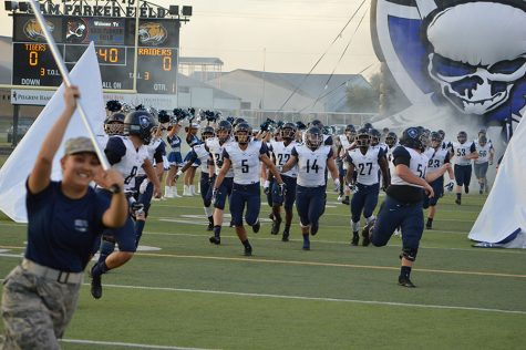 Varsity football heads to third round of playoffs