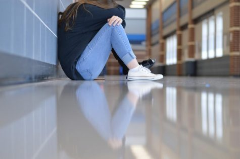 Straight out of context \\ Suffering from clinical depression is a real and serious issue. About 20 percent of teens in school suffer from depression and most people today use the term as a slang word. It can greatly affect someone else