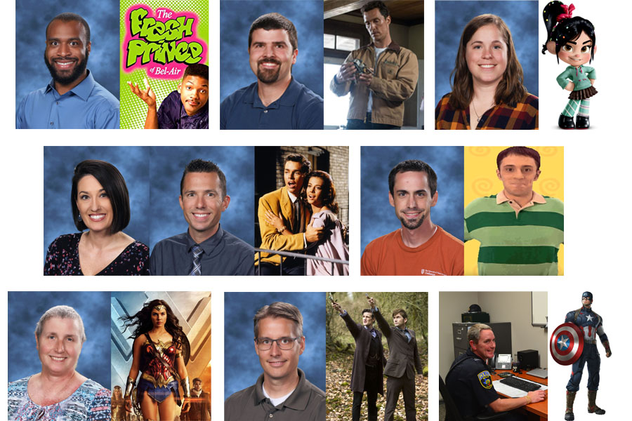 These ten teachers each share valuable traits with TV and movie characters.
