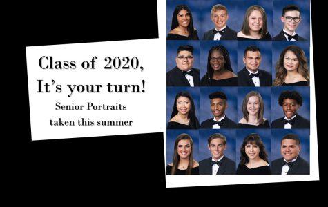 Schedule your senior portrait session