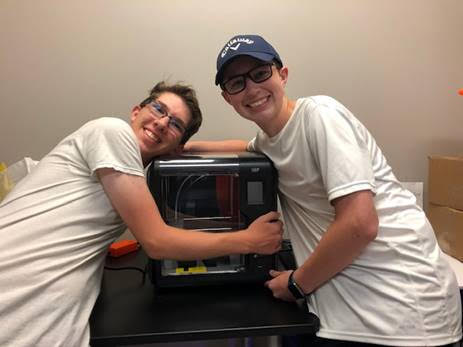 Robotics, engineering courses earn grant for 3D printer curriculum, new $2000 3D printer