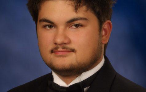 Joshua Garza: Class of 2014