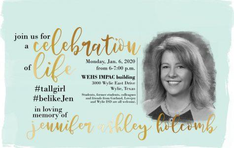 Celebrate life of CT teacher Mrs. Holcomb