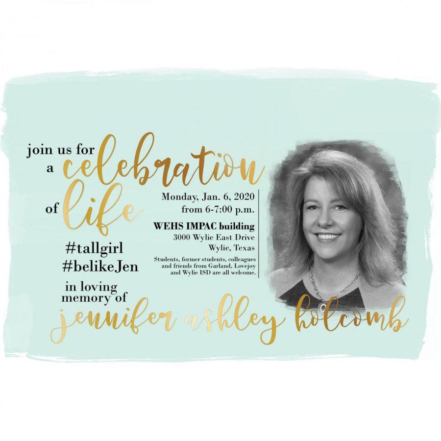 Celebrate+life+of+CT+teacher+Mrs.+Holcomb