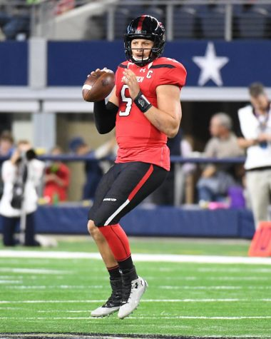 Showstopper \\ From Texas Tech to Kansas City, Patrick Mahomes