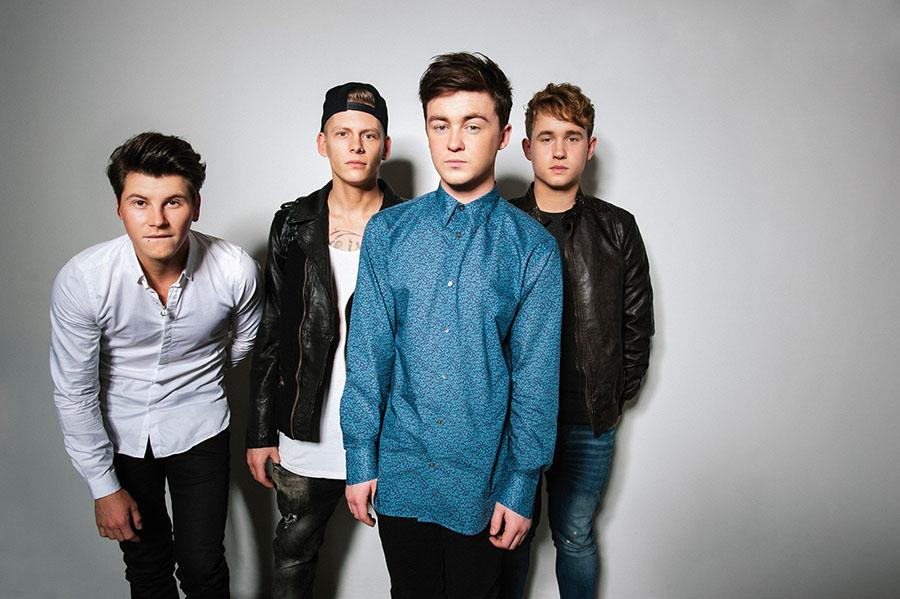 Rixton reveal \\ Upcoming British boy band, Rixton, has topped charts internationally after releasing their first album March 3.