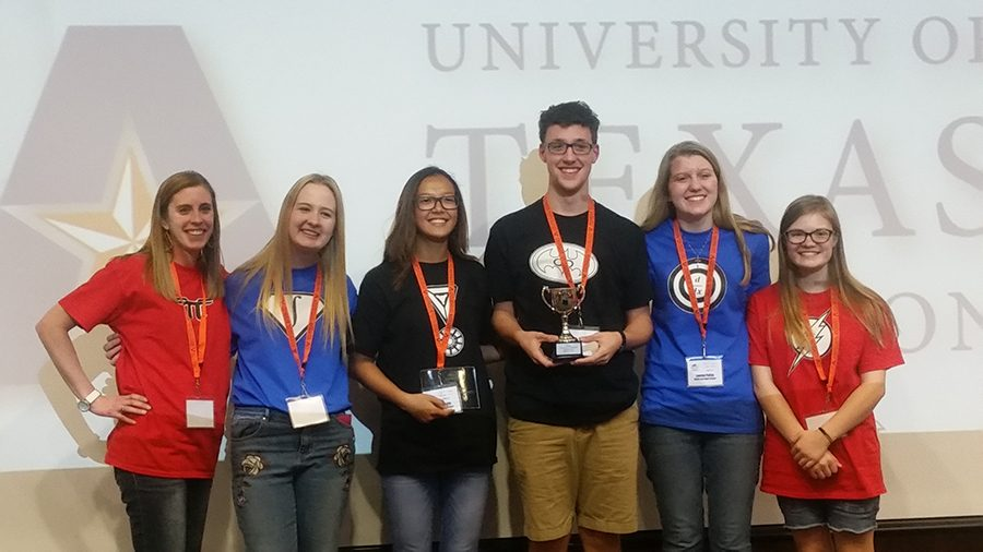 Math superheroes \\ The calculus members made history as the first Wylie team to make finals. The calculus team competed in the University of Texas Arlington Calculus Bowl March 3.