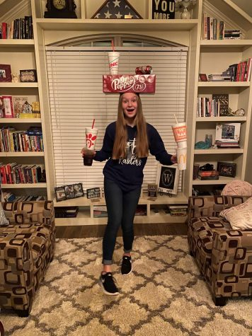 Pop review \\ Long-time Dr. Pepper fan, freshman Braelyn Wiest, reviews flavor of Texas served around Wylie.